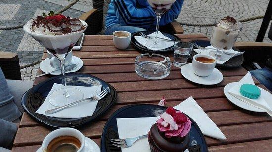 Krnov, Tjekkiet: Cafe Bar Malé Café