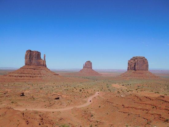 Kayenta, AZ: A pochi kilometri uno spettacolo della natura