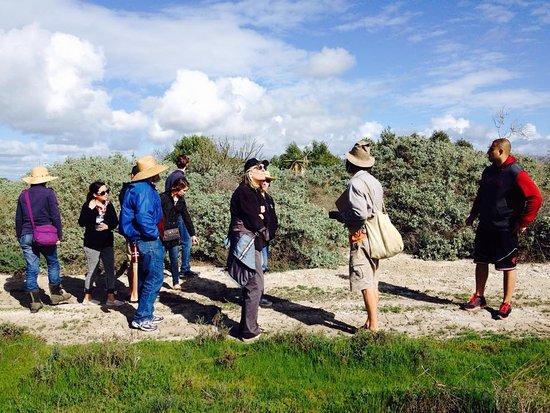Silverado, CA: Nature tour with Joel
