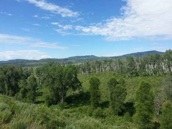 Clark, CO: Mountain Ranges abound