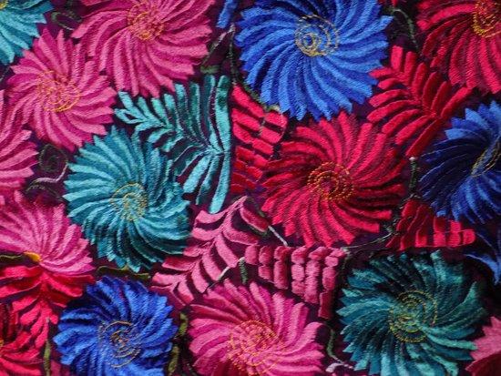 Kukurutz Residencia: textil