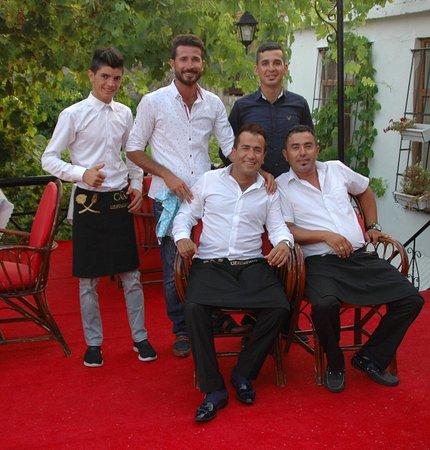 Gul Restaurant: Nice staff at Gül!