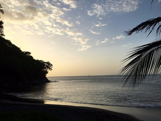 Playa Ocotal, Costa Rica: The Picante Restaurant view