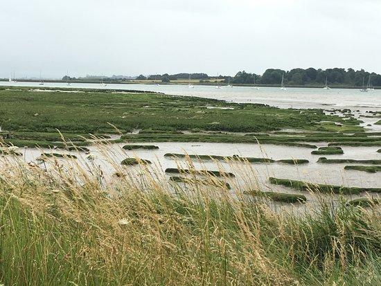 Suffolk, UK: River Orwell