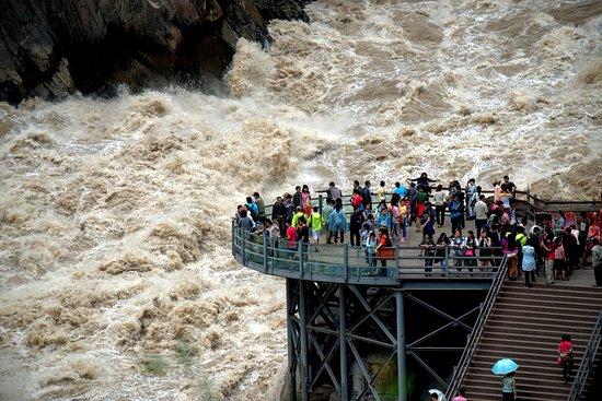 Shangri-La County, Çin: Tiger Leaping Gorge (Hutiao Xia)