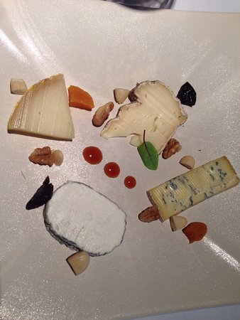 Saintes, Francia: fromages