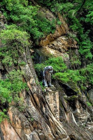 Shangri-La County, Kina: Tiger Leaping Gorge (Hutiao Xia)