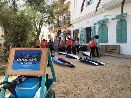 Zahara Surf: Inicio de temporada 2016