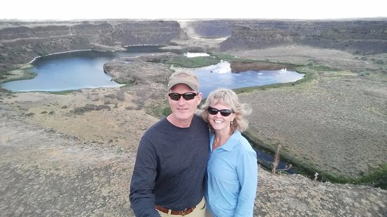 Coulee City, WA: Dry Falls