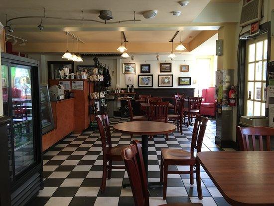 Bartleby S Cafe Inside Decor