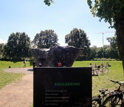 Lund, Suecia: Kul aktivitet för den som vågar!