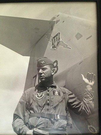 White Bear Lake, MN: Captain Roy W. (Bud) Jamesen Jr.