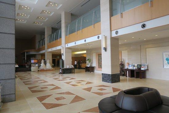 Yonago, Japan: The lobby