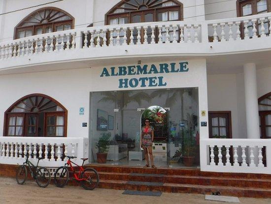 Hotel Albemarle Resmi
