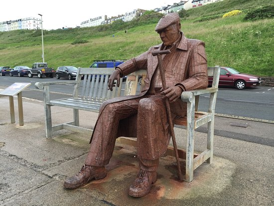 Scarborough, UK : Freddie Gilroy and the Belsen Stragglers
