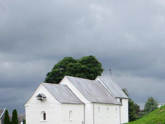 Kirken i Jelling.