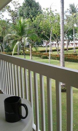 Tambor, Costa Rica: Vista desde la habitación.