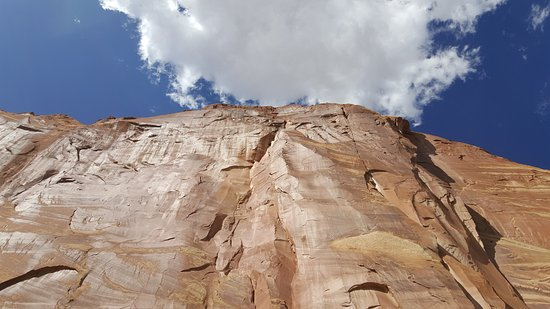 Escalante, UT: soaring cliffs