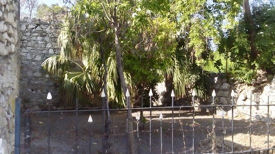 Ruinas del Convento de las Mercedes