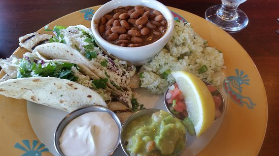 Port Angeles, WA: Fish tacos