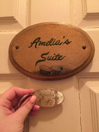 Stockton, NJ: Amelia's suite