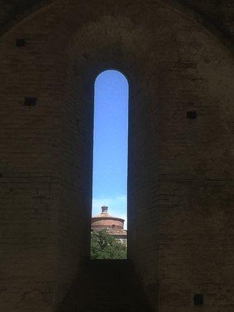 Chiusdino, Italia: Particolari