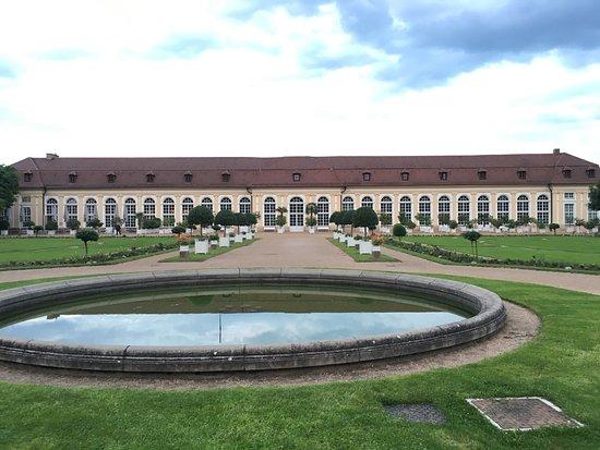 Orangerie im Hofgarten