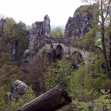 Bastei, Γερμανία: Мост Бастай