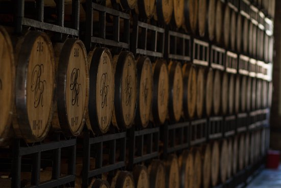 Richland, GA: Barrel Aging in the barrel House