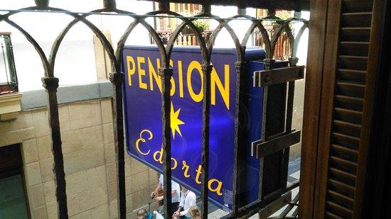 Pension Edorta Picture