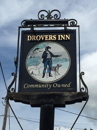 Wimborne Minster, UK: The Drovers Inn