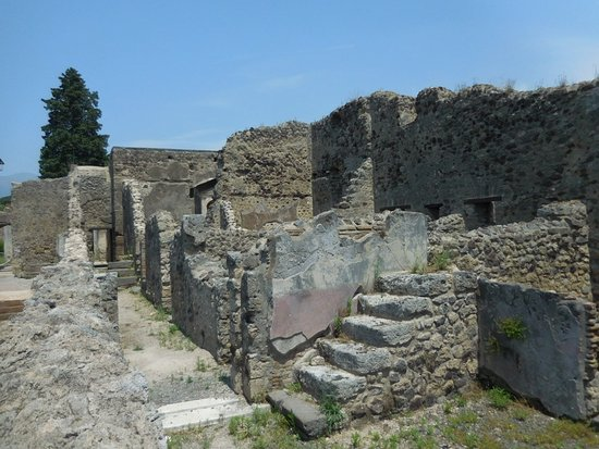 Sorrento Silver Star Tours: Pompei, Italy
