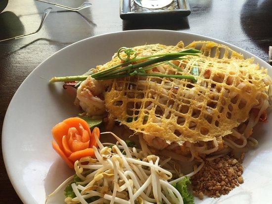 Koh Tao Cabana: Pad Thai
