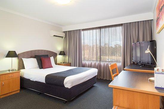 Tuggeranong, Australien: Deluxe Room
