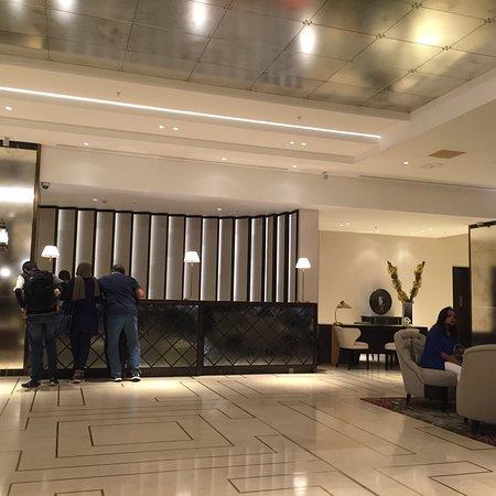 Grosvenor House, A JW Marriott Hotel: Reception