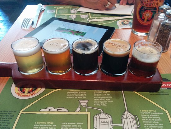 Great Barrington, MA: Beer here!