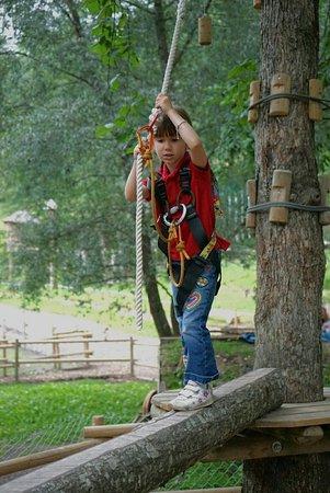 Mezakakis Adventure Park: Парк приключений Mezakakis