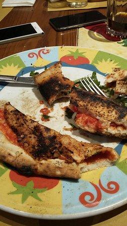 Pizza capperi e acciughe foto di rossopomodoro milano - Pizzeria milano porta romana ...