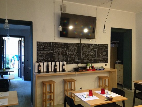 Caluso, Italy: Calu Ristorante Pizzeria