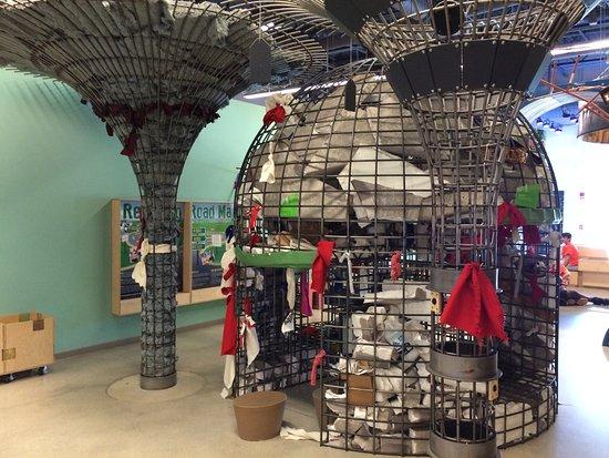 Davie, FL: GreenScape - Reusing materials gallery