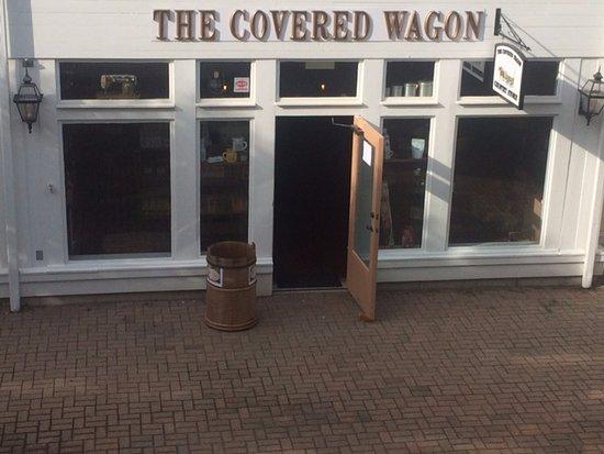 Kent, CT: The door is open. Stop in for a visit!