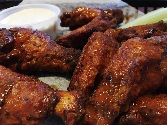 Hendersonville, TN: Buffalo Wings