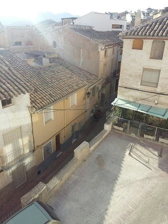 Cehegín, Spanien: Soportales