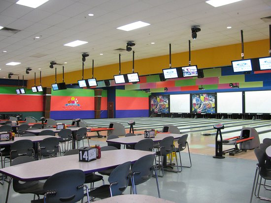 Fort Stockton, TX: Stocktons Entertainment Bowling Alley