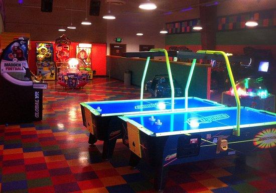 Fort Stockton, TX : Stocktons Entertainment Arcades