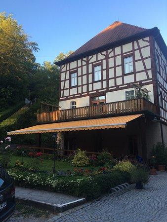 Burgbernheim, Alemania: charmerende