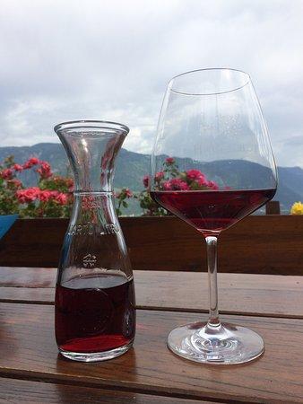 Cermes, Italie : Wie immer - vielleicht einer der schönsten Orte in Südtirol (überhaupt), die wir kennen! Egal ob