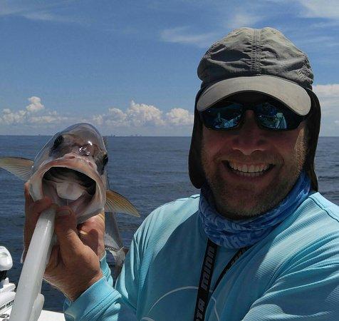 Gulf Breeze, ฟลอริด้า: Fish Time Fishing Charters