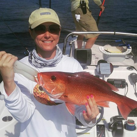 Gulf Breeze, FL: Fish Time Fishing Charters