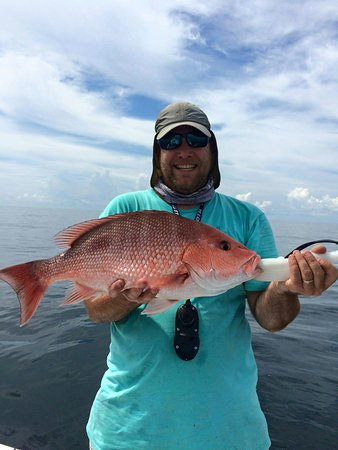 Gulf Breeze, Flórida: Fish Time Fishing Charters